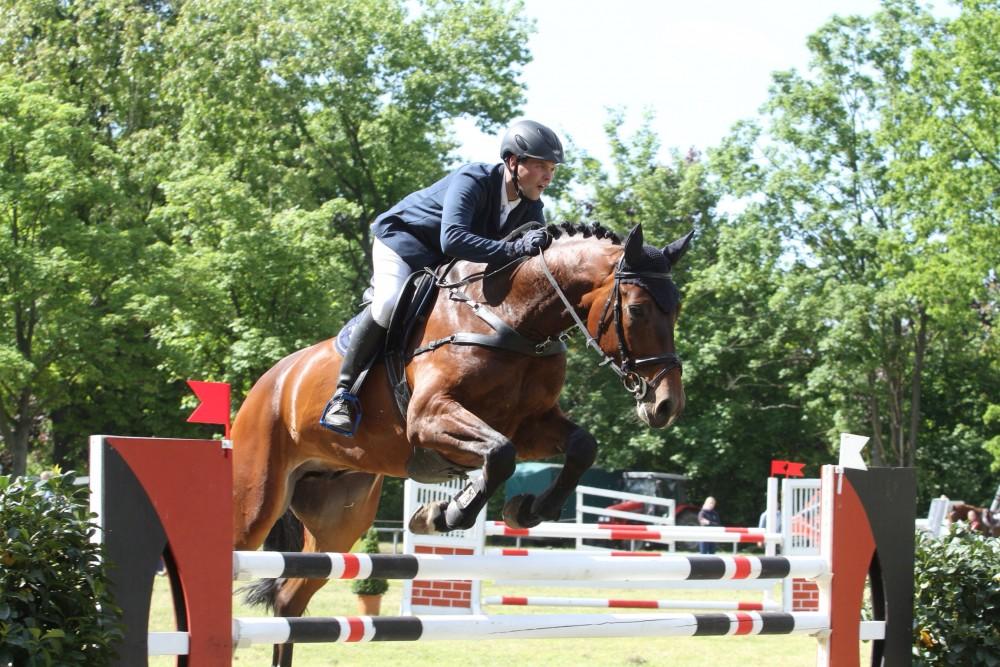 Consuelo und Maik, Turnier in Stadhagen, 16.05.14-18