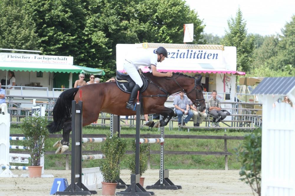 Consuelo und Maik in Bielefeld Brake, 31.07.14-21