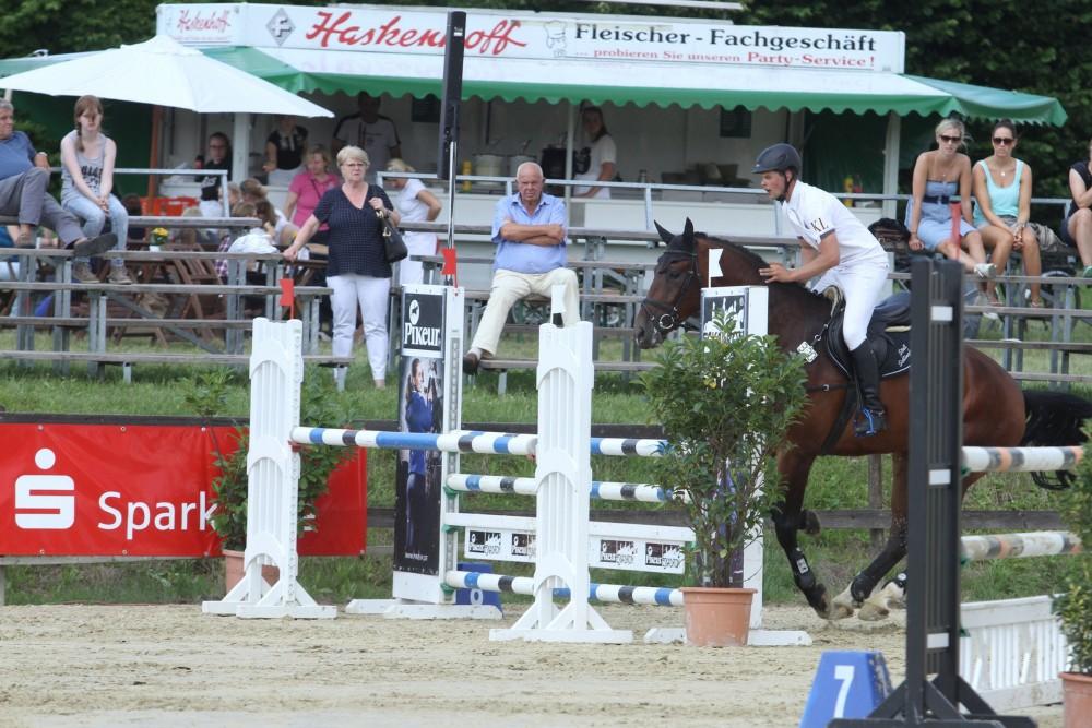 Consuelo und Maik in Bielefeld Brake, 31.07.14-23