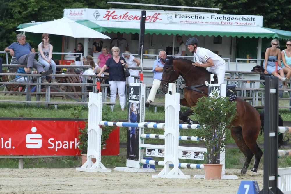 Consuelo und Maik in Bielefeld Brake, 31.07.14-24