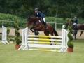Consuelo und Maik auf dem Turnier in Steinheim am 25.07.14-1