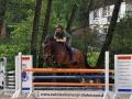 Consuelo und Maik beim Training am 30.04.14 für das Turnier in Hildesheim-1