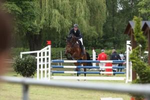 Consuelo und Maik, Turnier in Stadhagen, 16.05.14