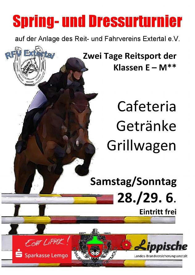 Turnier in Bösingfeld, 28.06.14