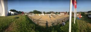 Turnierplatz Bielefeld Brake, 31.07.14