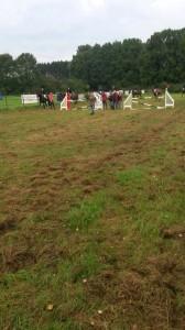Turnier in Lage Lopshorn Classics, 19.09.14, Springpferdep.Kl.L und Springpferdep.Kl.M*