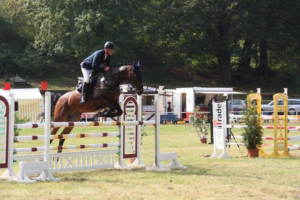 Consuelo und Maik, Lopshorn Classic 19.09.14
