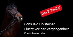 Consuelo Holsteiner: Flucht vor der Vergangenheit, ein Pferdekrimi