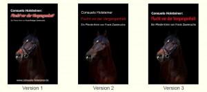 Buchcover Varianten